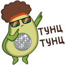 Advocado VK sticker #22