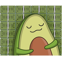 Advocado VK sticker #33