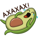 Advocado VK sticker #44