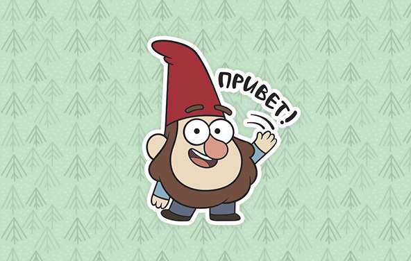 Gnomes from Gravity falls